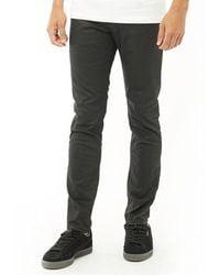 Jack & Jones Glenn Original JOS 901 Jeans in Slim Passform Schwarz - Mehrfarbig