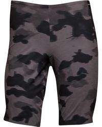 adidas Terrex Endless Mountain Bermuda Shorts Granite/black - Gray