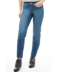 Levi's - 314 Shaping Straight Jeans Empty Sky - Lyst