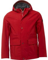 Timberland - Mount Clay Wharf Bomber Jacket Chili Pepper - Lyst