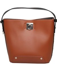 Fiorelli Fae Small Grab Tote Bag Tan Mix - Brown
