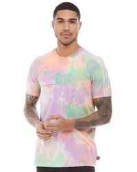 3bfe7fec91b15 adidas Originals - X Pharrell Williams Hu Holi T-shirt Multicolour white -  Lyst
