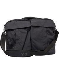 Y-3 Unisex Classic Tasche Schwarz