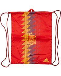 adidas Spain Sporttas Rood