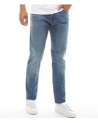Armani Jeans - J06 Slim Fit Jeans Stonewash - Lyst