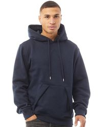 Duck and Cover Delaweres Hoodie Night Sky - Blue