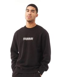 Napapijri Box Sweater Zwart
