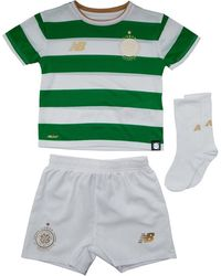 best sneakers 6240c 498a8 Infant Cfc Celtic Home Mini Kit White/green