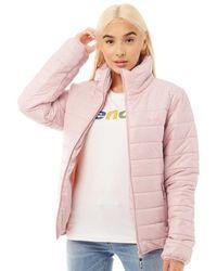 Bench Mark Jacket Pale Pink