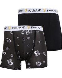 Farah Boxer Hummond Noir