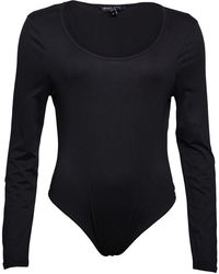 Brave Soul Body Jada Leotard Noir