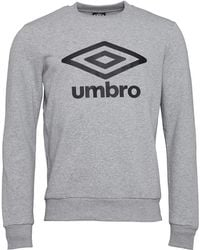 b40792be7cf Umbro West Ham United Half Zip Training Top in Black for Men - Lyst