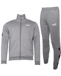 PUMA Amplified Trainingsanzug Schwarz