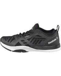 Reebok - Cardio Ultra 2.0 Training Shoes Black/white - Lyst