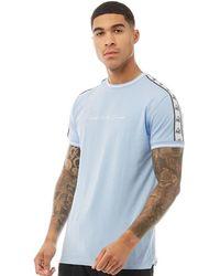 Kings Will Dream Denson T-shirt Sky Blue