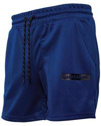 Jack & Jones Tiger Shorts Blau