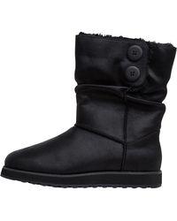 Skechers Keepsakes 2.0 Upland Boots Black