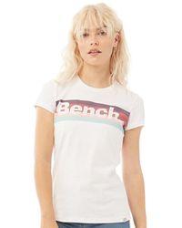 Bench Vibe T-shirt White