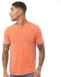 Produkt Gms Andrew T-shirt Tigerlily - Orange