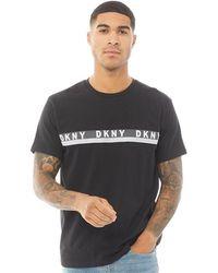 DKNY Raider Loungewear T-shirt Black