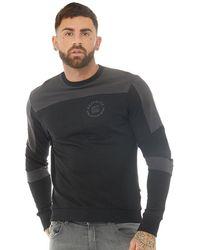 883 Police Capri Sweatshirt Black