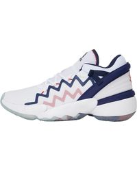 adidas D.o.n. Issue 2 Basketball Sneakers Wit