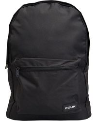 French Connection Fcuk Rucksack Black