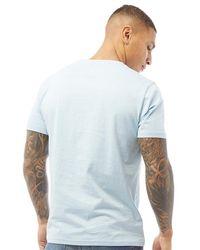 Bench Caldwell T-shirt Sky - Blue