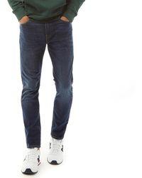 Levi's 512 Jeans in Slim Passform Dunkelblau