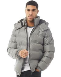 Good For Nothing Cyclone Puffer Reflective - Metallic