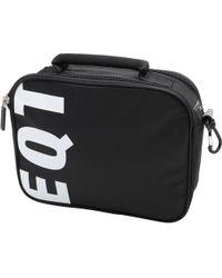 adidas Originals - Eqt Travel Bag Black - Lyst