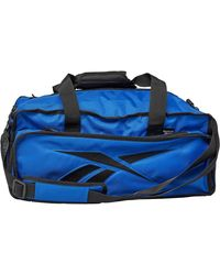 Reebok Active Enhanced Duffel 32 L Sporttas Blauw