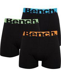 Bench Action Boxershort Zwart