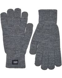 Jack & Jones Handschuhe Graumeliert