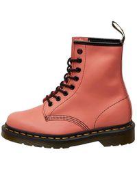Dr. Martens - 1460 Cartagena Low Boots Acid Pink - Lyst