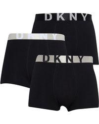 DKNY Ozark Boxershorts Schwarz