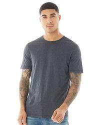 Jack & Jones Drew T-shirt Vervaagd Zwart