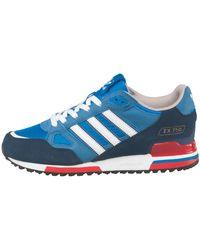 adidas Originals Zx 750 Sneakers Middelblauw