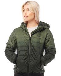 Bench Illusion Jacket Khaki - Multicolour