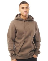 Duck and Cover Delaweres Hoodie Chocolate Chip - Brown
