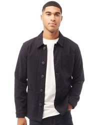 French Connection Utility Formal Jacket Marine - Blue