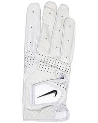 Nike Tour Classic III Reg Right Hand Golf Handschuh Perlenweiß