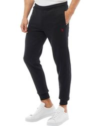 U.S. POLO ASSN. - Stanford Joggers Black - Lyst