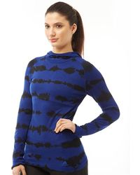 adidas Laufshirt - Blau