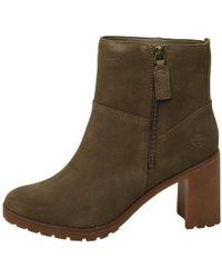 Timberland - Allington Side Zip Chelsea Boots Canteen - Lyst