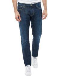 Armani Jeans - Slim Fit Jeans Blue - Lyst