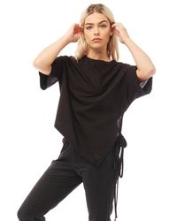 Y-3 Travel Cropped T-shirt Black