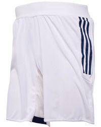 adidas Short FFHB France Handball Blanc