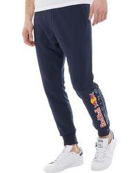 9f044e2136c PUMA - F1 Red Bull Racing Sweat Trousers Total Eclipse - Lyst