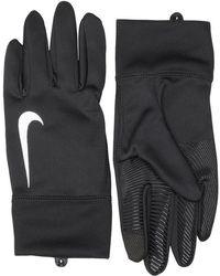 Nike Therma Gloves Black/black/white